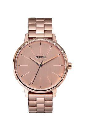 **Nixon Kensington Rose Gold Watch