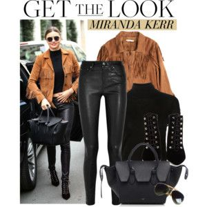 Celebrity Look - Miranda Kerr