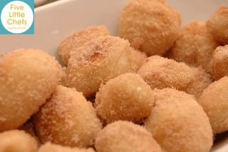Five Little Chefs - Cooking with Kids - Pretzel Bites