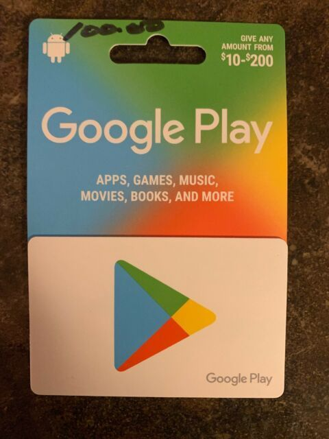 Google Play Gift Card Email Delivery Amazon Get A 100 Google Play Gift Card Free It S Tru Google Play Gift Card Google Play Codes Amazon Gift Card Free