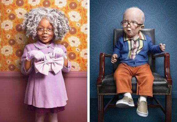 Les étranges enfants âgés de Zachary Scott