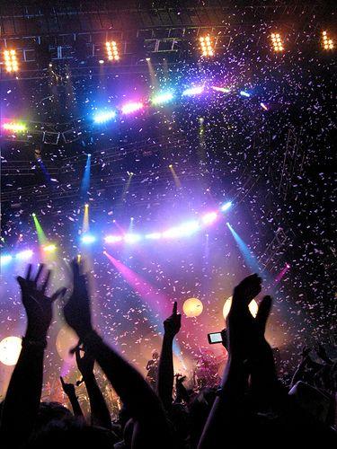 festival night life