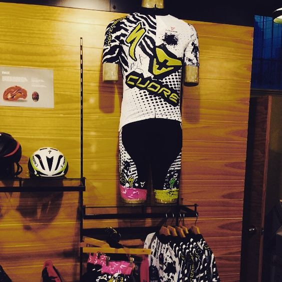 You've seen it on the trails of the @absacapeepic... We've teased you with samples for weeks... Now get your own limited edition #cyclerynorthside @cuore_aus kit! Instore now - until they're gone...