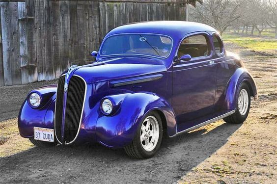 1937 Dodge Coupe Street Rod Project Car For Sale: 1937 Plymouth Coupe Street Rod..Re-pin Brought To You By