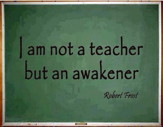 Not A Teacher.