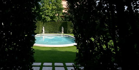 Landscape Design - Paghera's amazingly beautiful gardens
