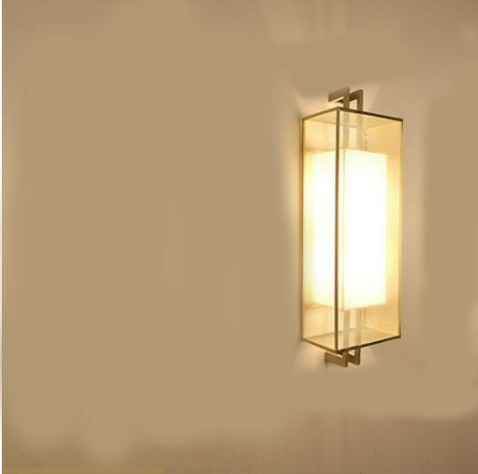 D216 European Bedroom Home Luminaire Bathroom Wall Light Fixture