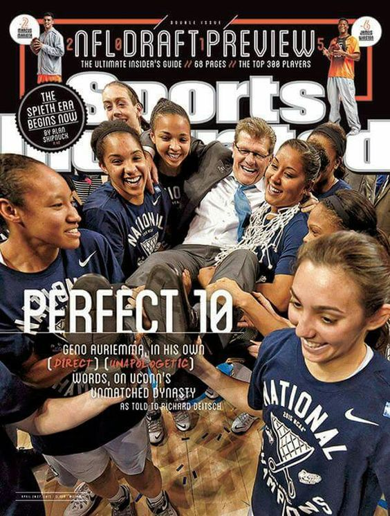 Uconn huskies, Sports illustrated covers and Women's ...