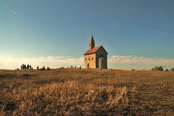 Dražovce Church Scenery 2, Slovakia | Flickr - Photo Sharing!