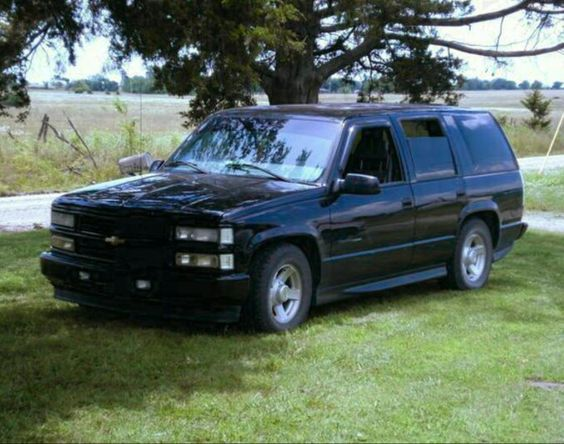 Pin By Josh Orford On 2000 Tahoe Limited Chevrolet Tahoe Chevy Tahoe Chevrolet