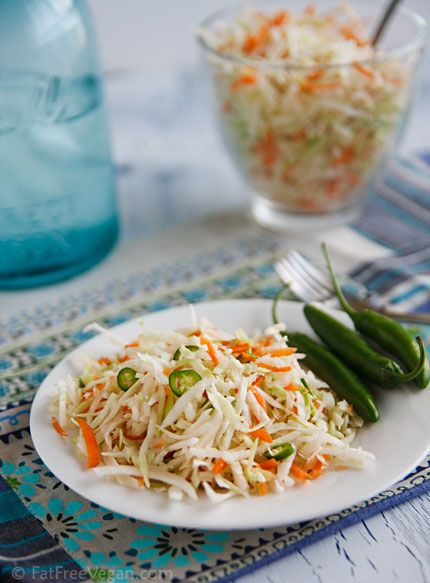 Ridiculously Easy Southwestern Coleslaw | Tacos, Homemade and Spicy