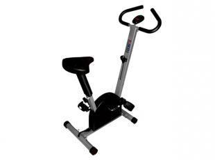 Bicicleta Ergométrica Vertical Kikos HC3015 - 6 Níveis de Esforço e Monitor Scan c/ 4 Funções