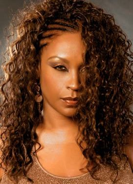 Astonishing Black Girls Hairstyles Black Teenagers And Curls On Pinterest Short Hairstyles Gunalazisus