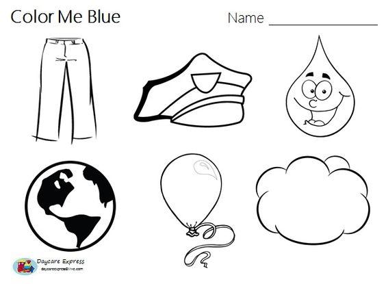 Blue Worksheet - Sharebrowse