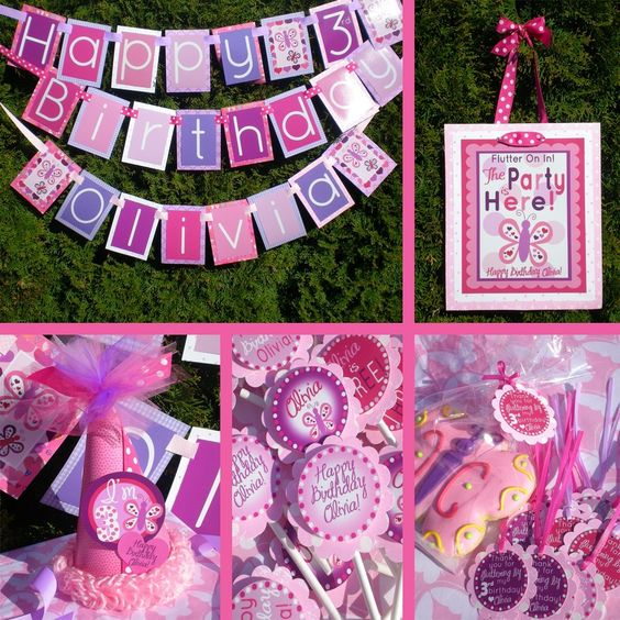 butterfly parties ideas butterfly butterfly birthday party butterfly ...