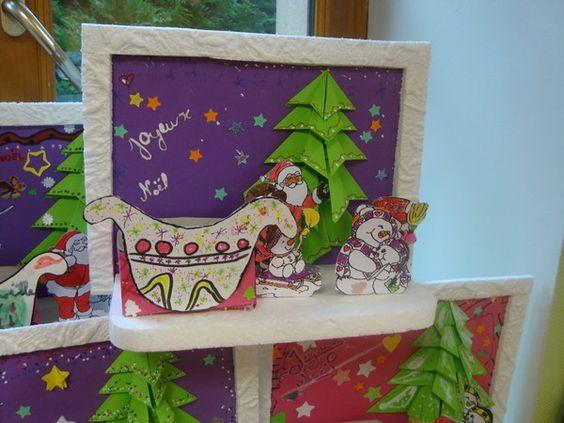 Atelier noel enfants no l pinterest atelier et bricolage - Bricolage de noel pinterest ...