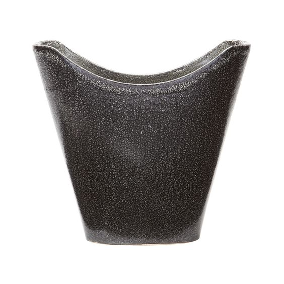 Reaction Vase In Grey