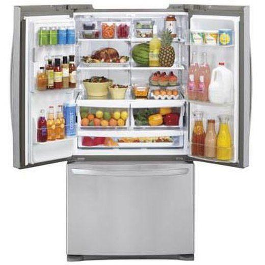 Lg Lfxs28968s Review Pros Cons And Verdict Bottom Freezer