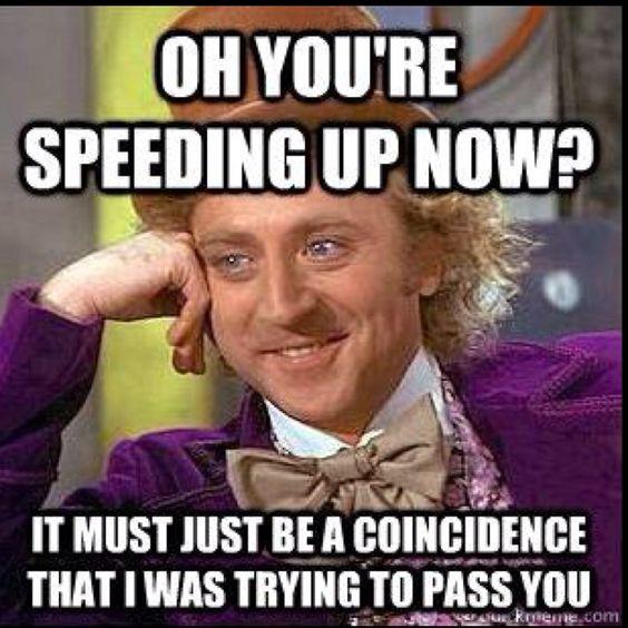 Everytime. I hate stupid drivers!
