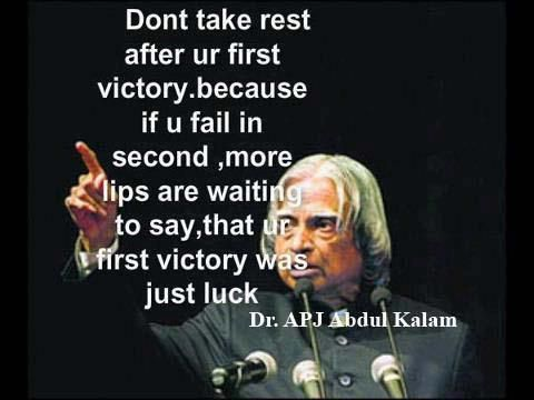 abdul kalam kalam's life portrays Apj abdul kalam life achievements : dr avul pakir jainulabdeen abdul kalam born on 15th october 1931 at rameswaram, in tamil nadu, , specialized in aero engineering from madras institute of technology.