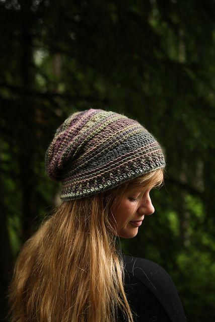 Ravelry: Castaway Hat pattern by Mamachee