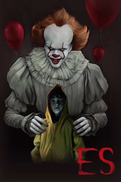 Watch It 2017 Full Movie Online Free Pennywise The Dancing Clown Scary Clowns Scary Movies
