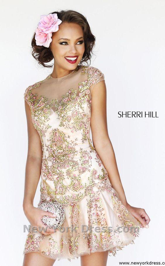 Sherri Hill 9809 thumbnail: