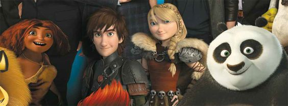 How To Train Your Dragon 2 movie  new photos | ... Older Hiccup and Astrid in How to Train Your Dragon 2 - ComingSoon.net
