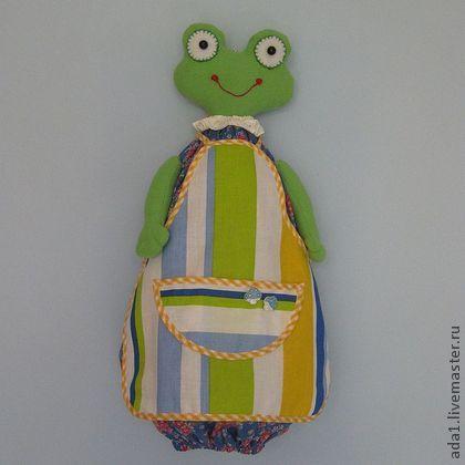 лягушка пакетная