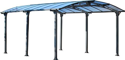 Palram Arcadia 5000 Carport Amp Patio Cover 16 X 12 X 8