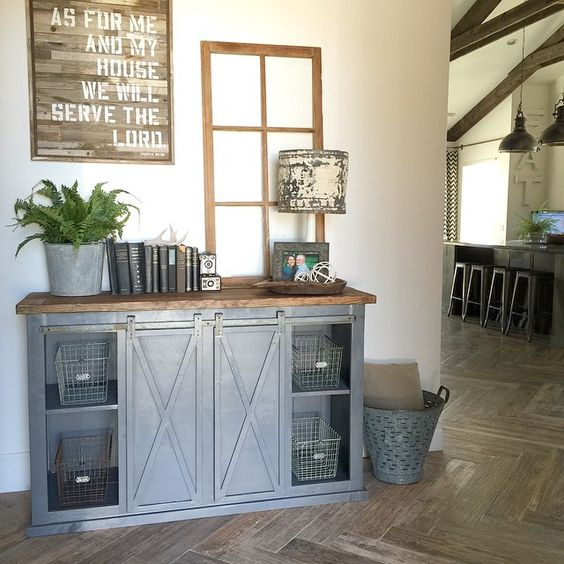 Diy Dining Room Storage Ideas: DIY Buffet Cabinets For The Dining Room