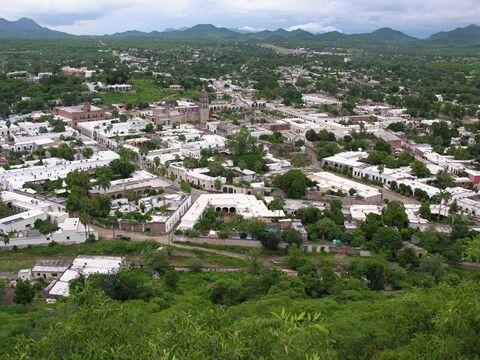Alamos Sonora México.