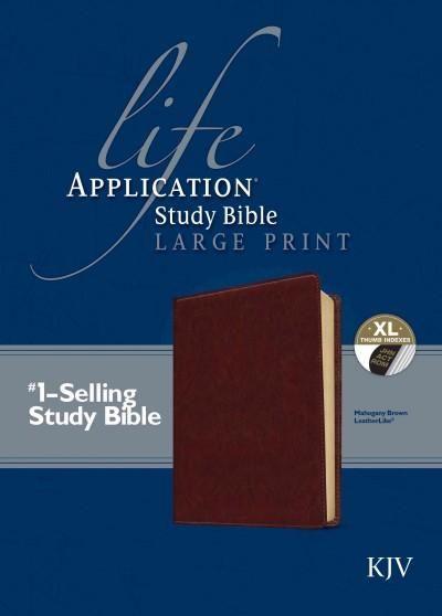 Holy Bible: Life Application Study Bible KJV