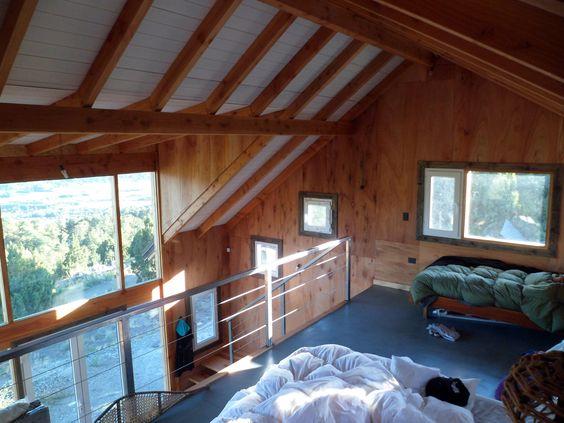 Dormitorio planta alta Un Vistón