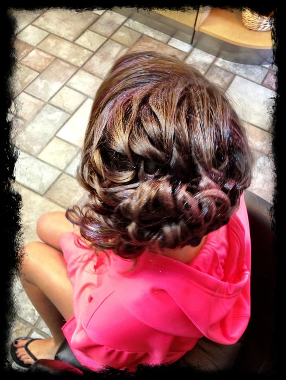 Updo by Kelly!