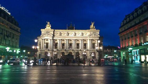 Opéra Garnier - Chaussée-d'Antin - パリ, Île-de-France