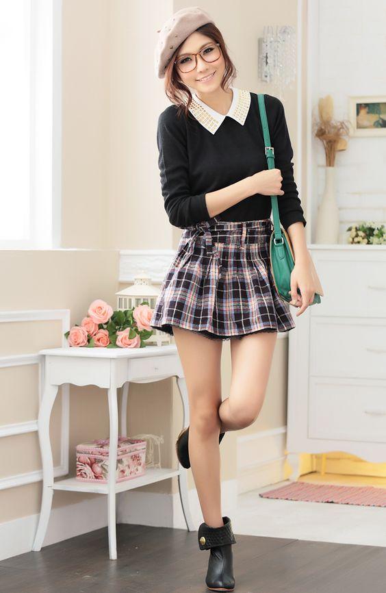 Charming Mini Skirts