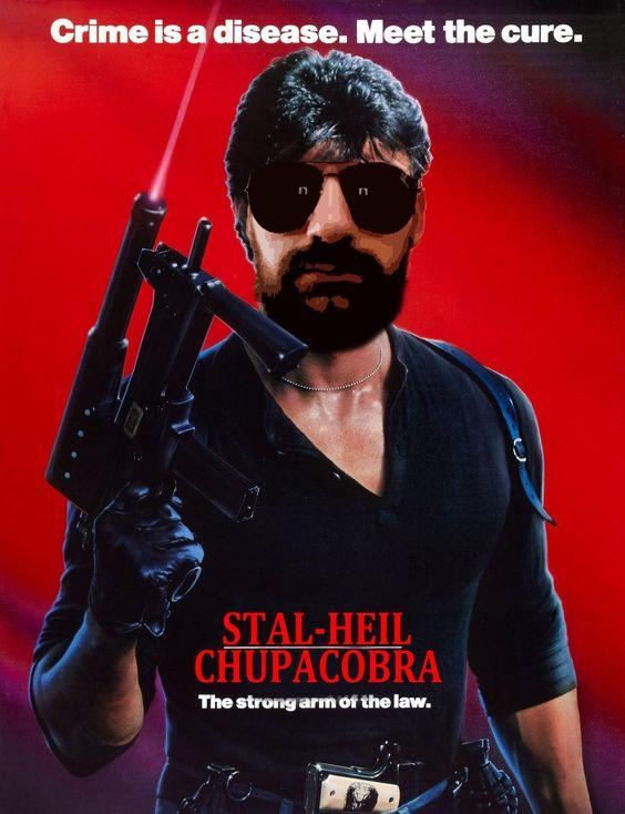 Stal-Heil Chupacobra