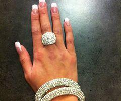 bling bling..<3: Diamond Rings, Bling Thing, Bling Ring, Bling Bangles, Ring Isn T, Nice Bling, Bling Bling