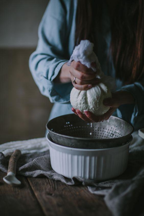 Homemade Burrata by Eva Kosmas Flores | Adventures in Cooking