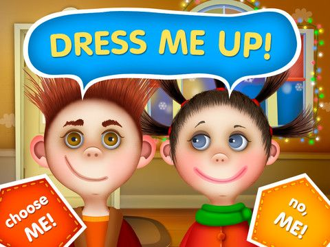 "The new app ""Where is my dress?"" will help children to associate the correct type of clothes with a season"