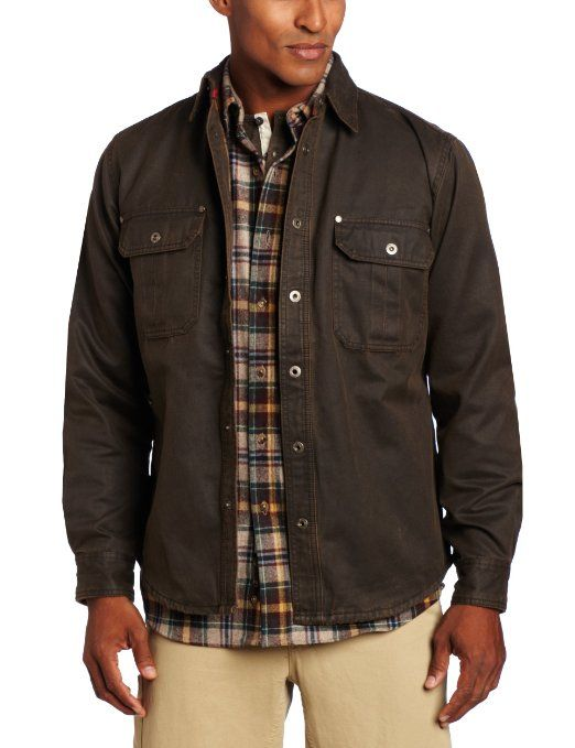 Amazon.com: Dakota Grizzly Men's Dalton Shirt Jacket: Clothing ...