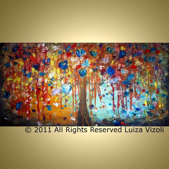 Large Canvas, Visual Arts And Acrylics On Pinterest