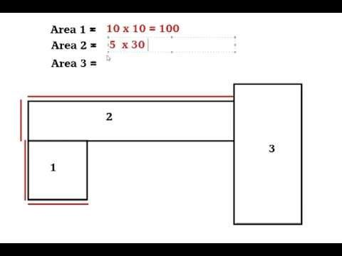 How to Measure Square Footage - YouTube | Interior Design | Pinterest |  Squares and Interiors