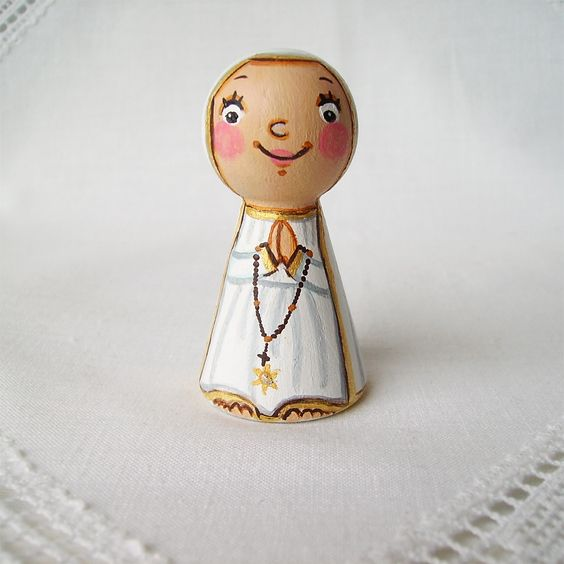 Wedding Gift List Virgin Holidays : ... First communion gift Catholic saints Rosary Virgin Mary, Rosar