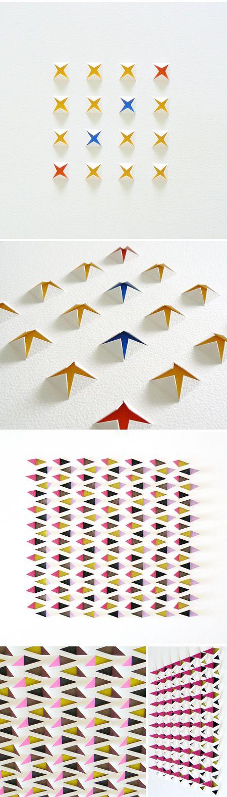 lisa rodden - cut paper. whoa.