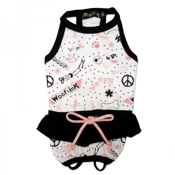 Enterito para perritas baby kuka s world ropa y for Diseno de ropa