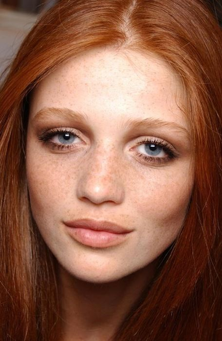 Redhead freckles naked news | Hot pictures)