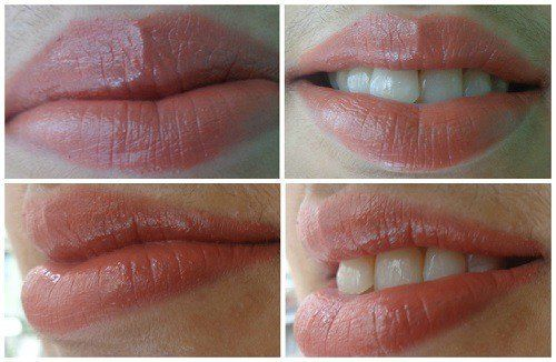 #Elle18 #NudeBeige #ColorBoost #Lipstick #review #price and details on the blog #lipswatch