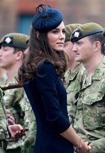 Kate Middleton Headdress